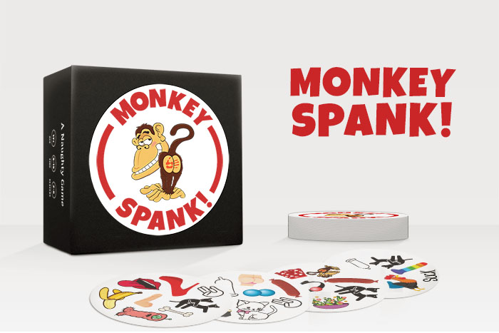 Monkey Spank ... are you ready to play dirty?
