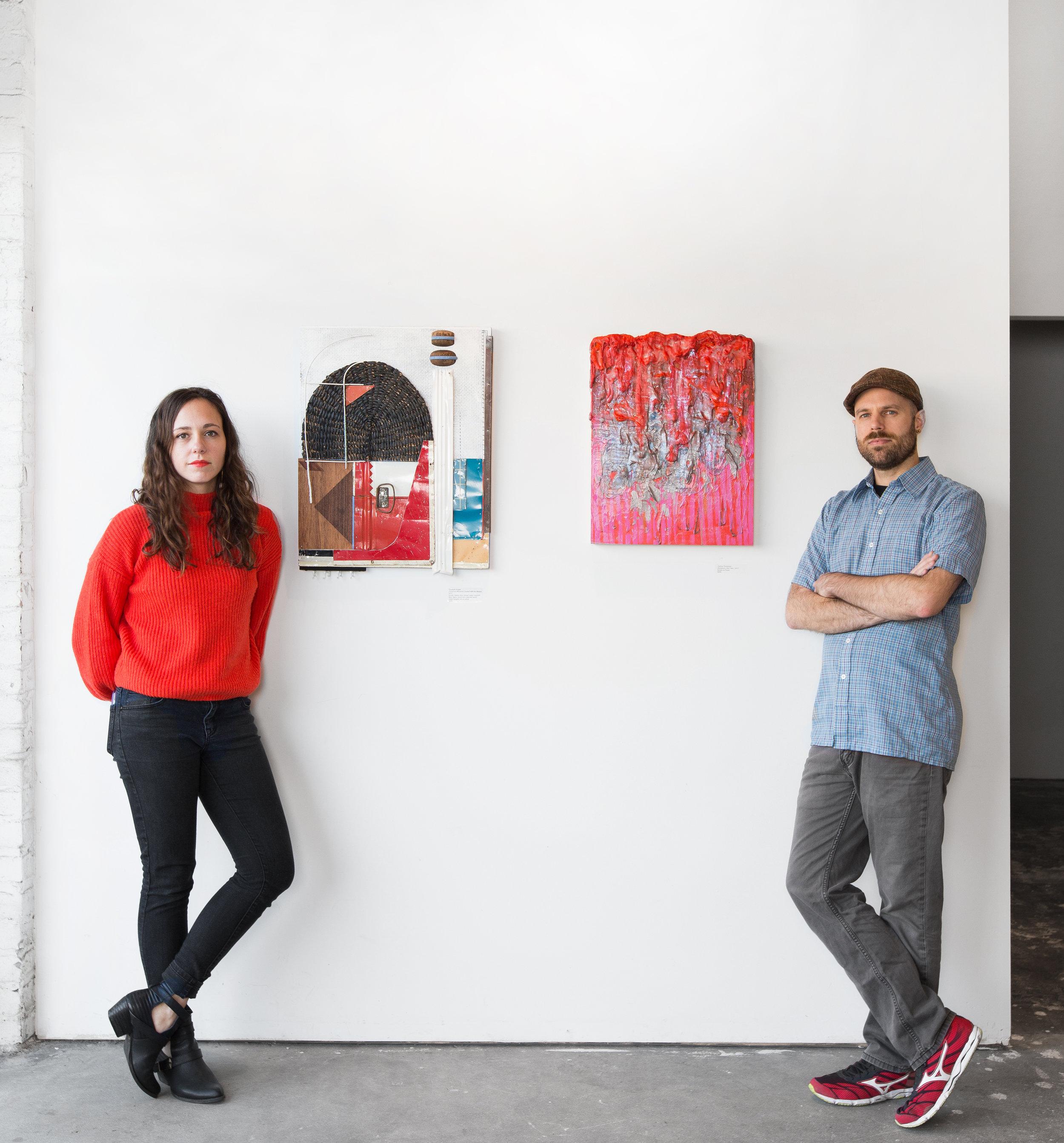 Elizabeth Arzani & Joshua Thompson