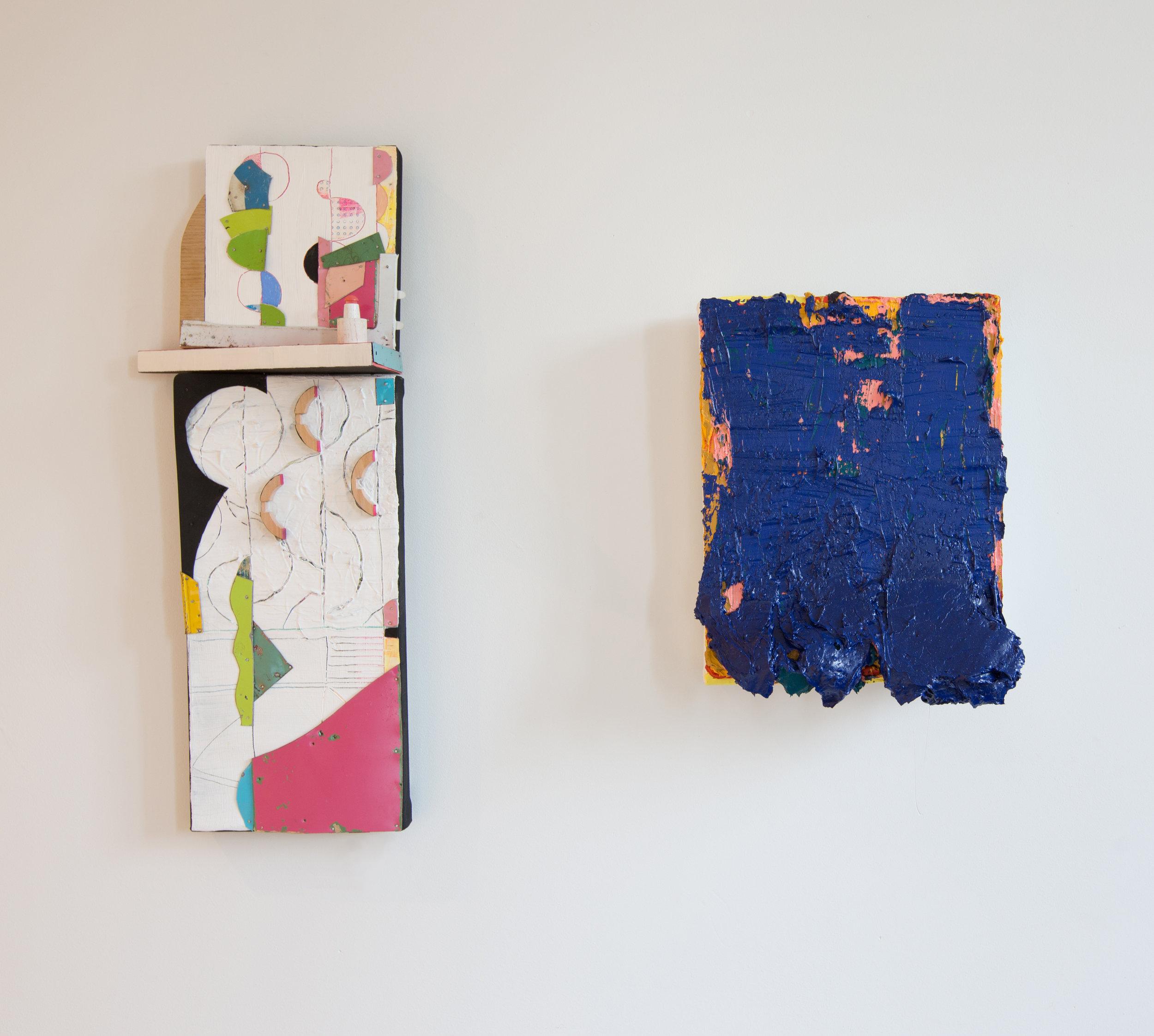 L: Elizabeth Arzani, R: Joshua Thompson
