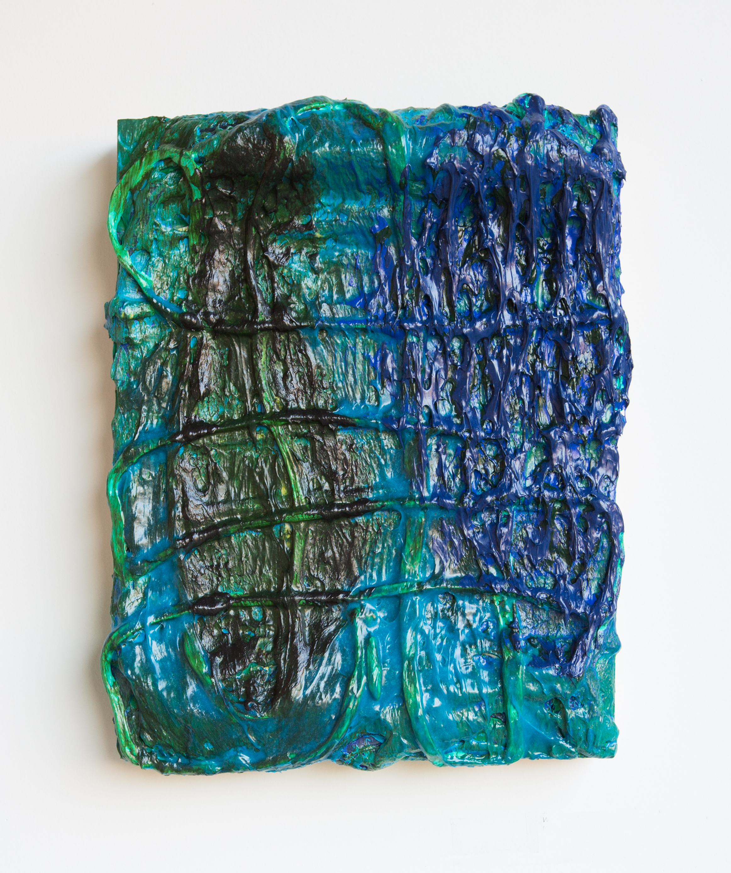 Joshua Thompson,  Without Turbidity The Bay Presents Itself To Thee 2 , 2017