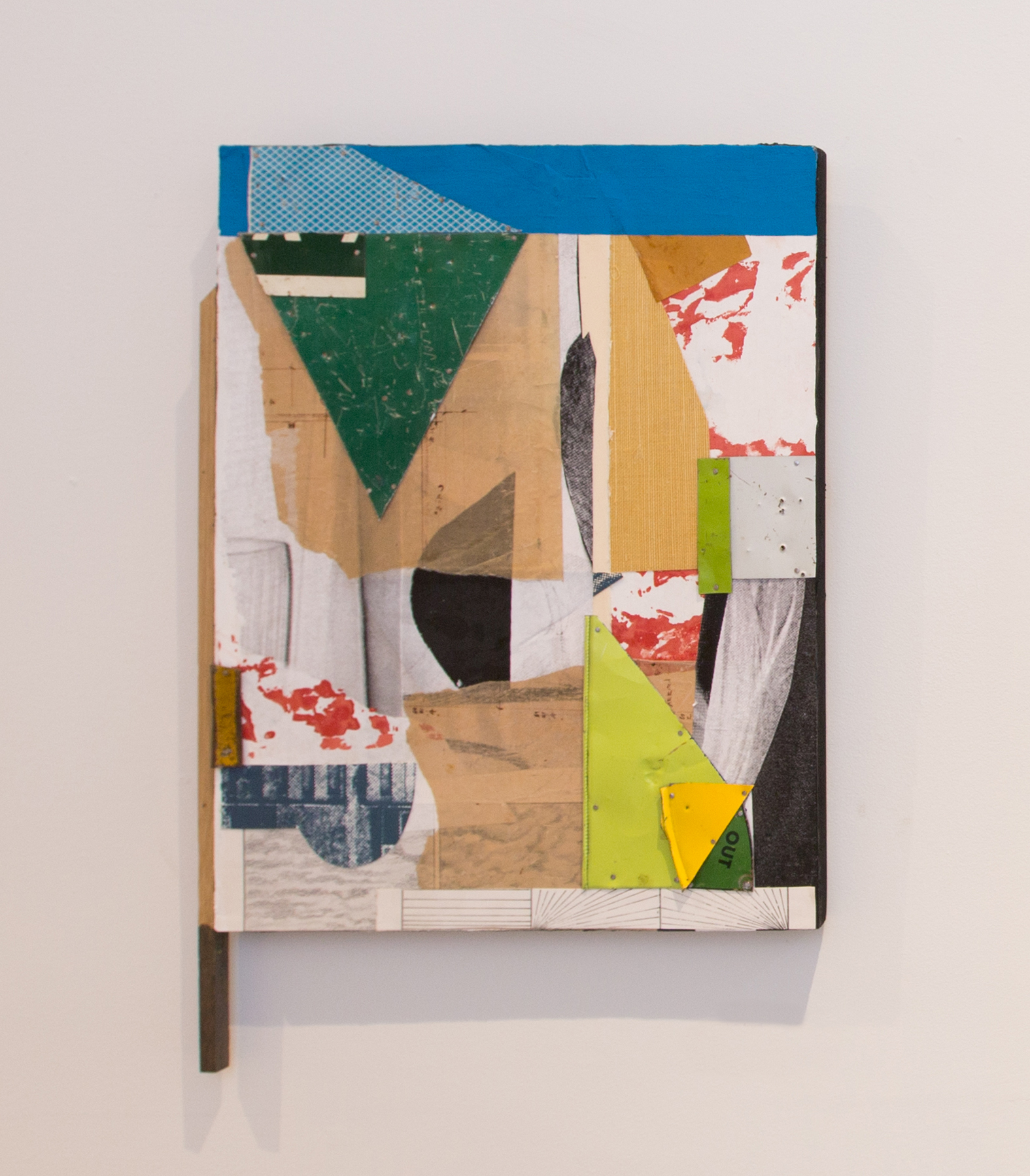 Elizabeth Arzani,  Out Of Bounds , 2017
