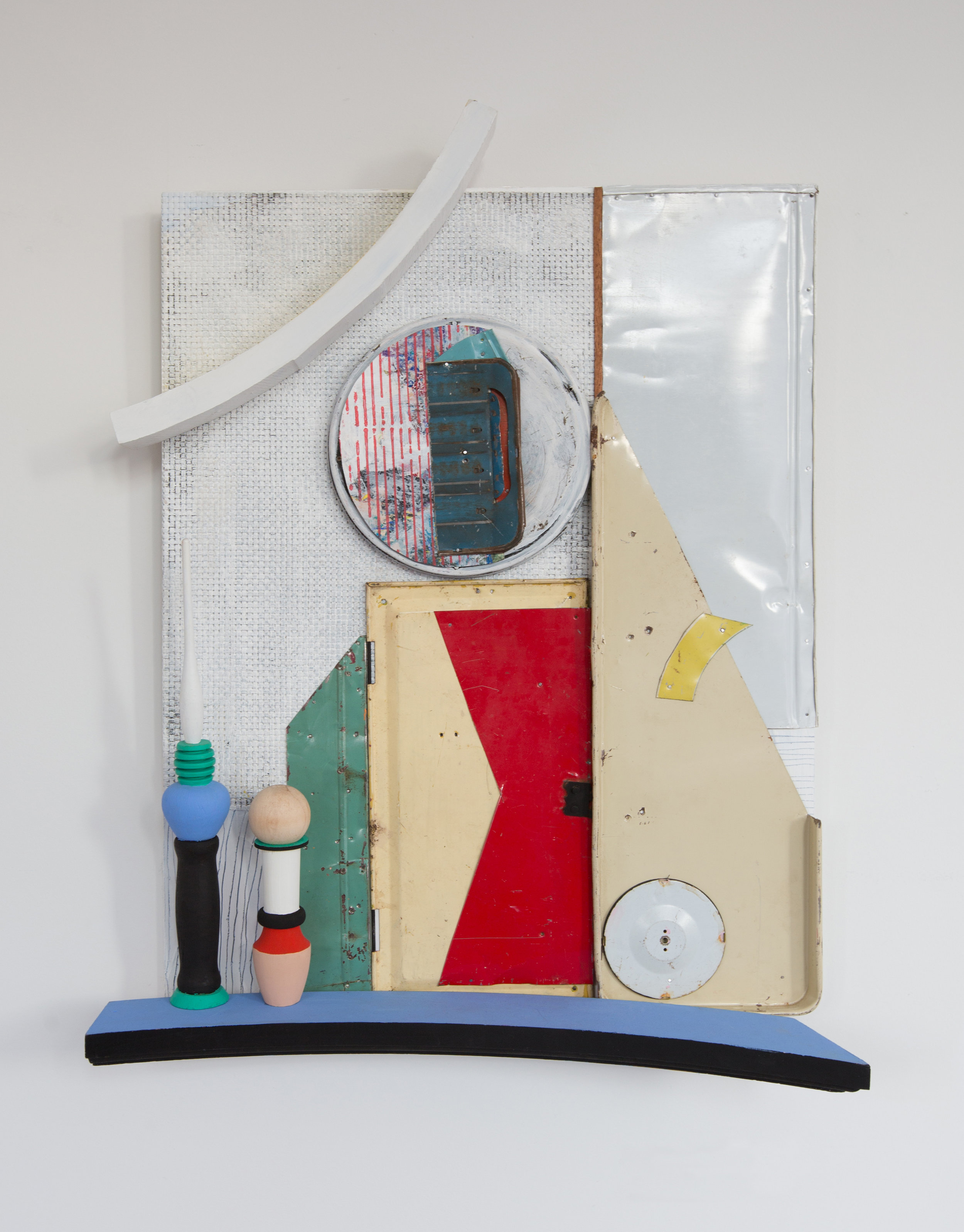 Elizabeth Arzani,  Shelved Stories Written In The Language Of Objects , 2017