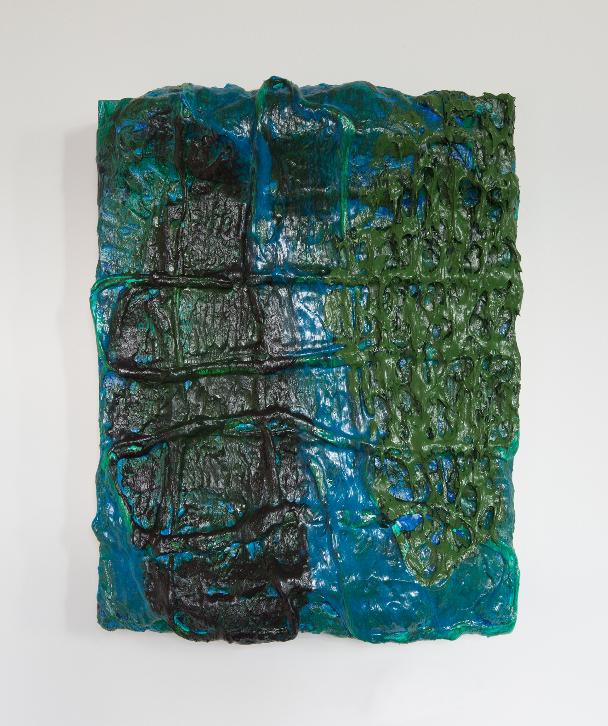 Joshua Thompson,  Without Turbidity The Bay Presents Itself To Thee 1 , 2017