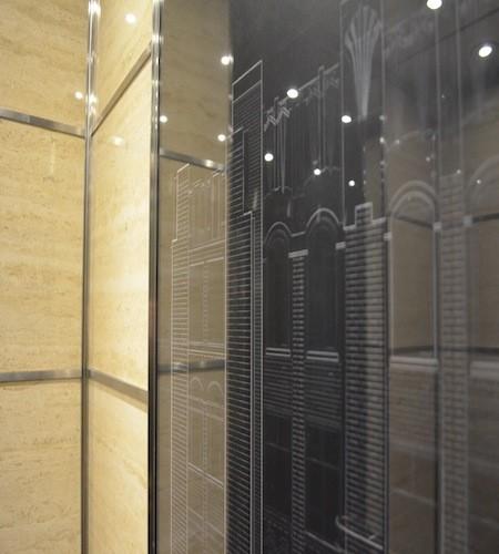 Stone Elevator Panels