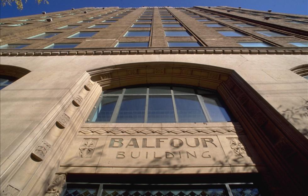 Balfour Building Elevator