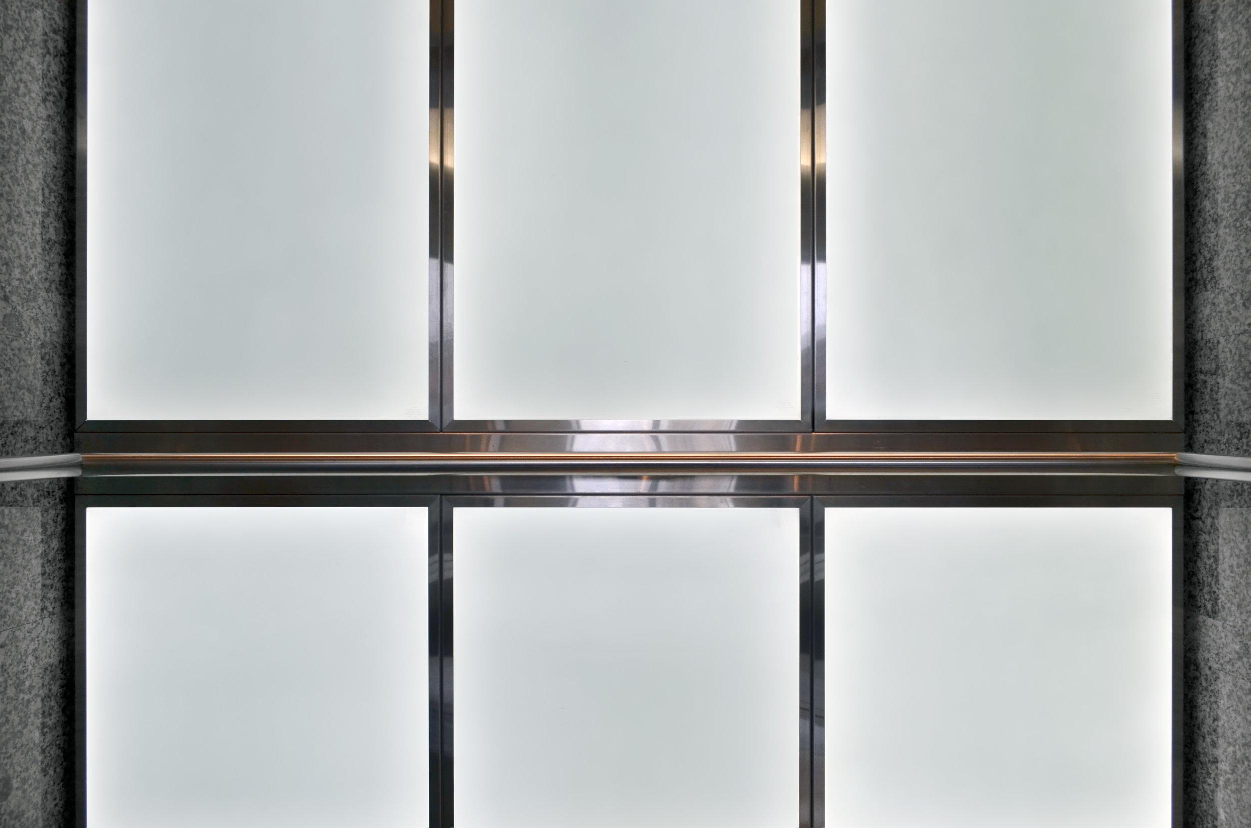 LED Elevator Panel