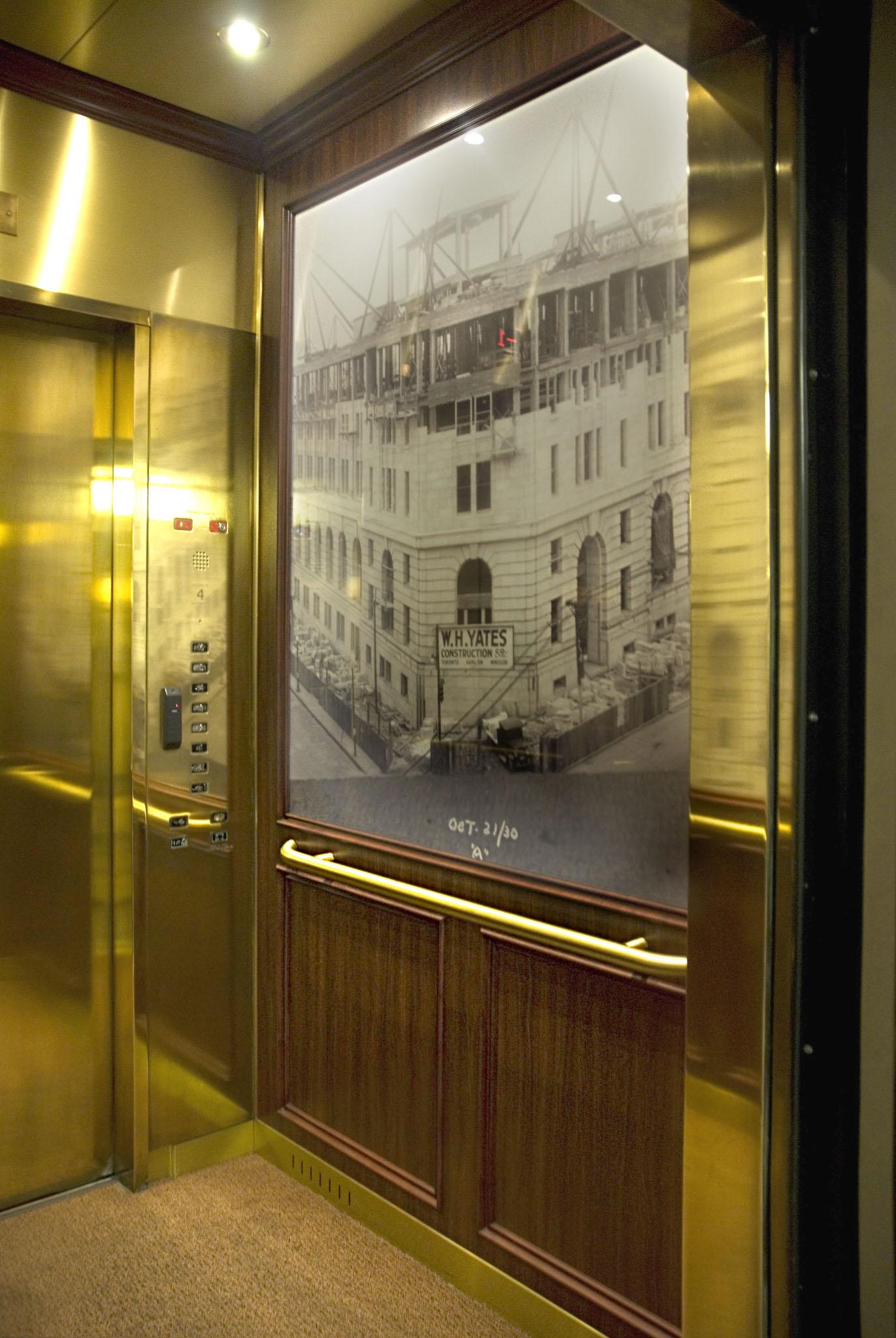 HD Glass Photo Wall