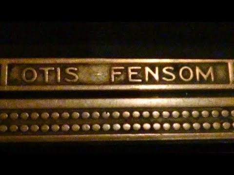 Otis Fensom Elevator Car & Hall Gate Sill