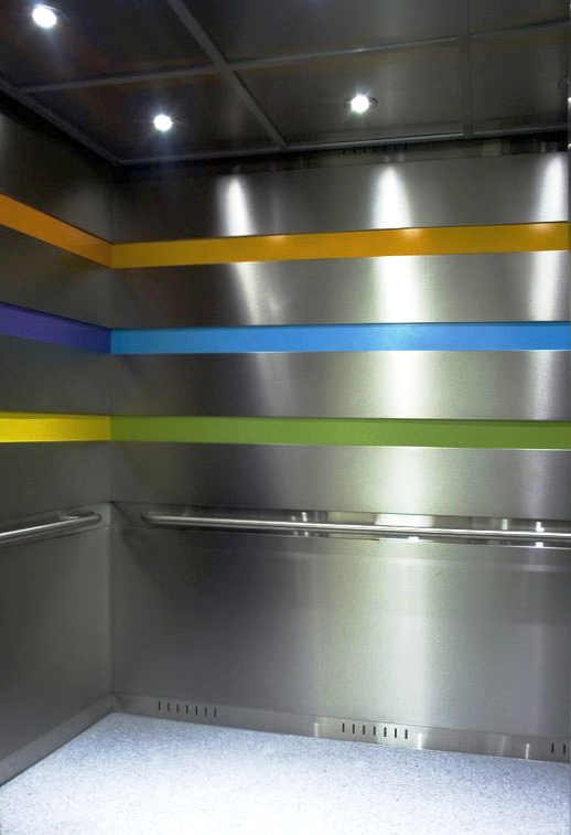 Durable Elevator Interior