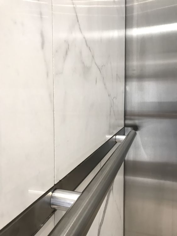Lightweight Marble Elevator Wall Panels
