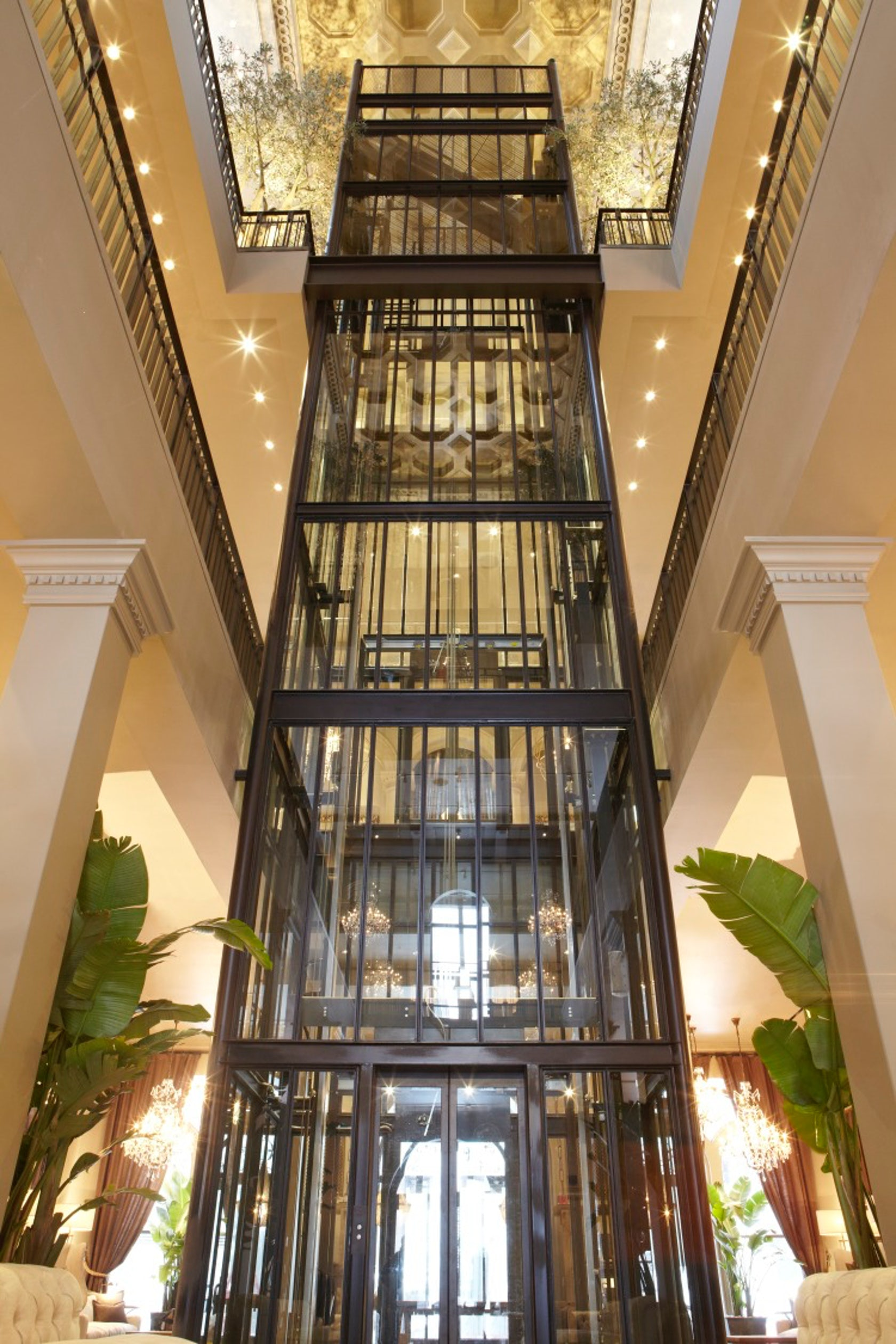 Restoration Hardware - Boston - Cast Iron Elevator 11.jpeg