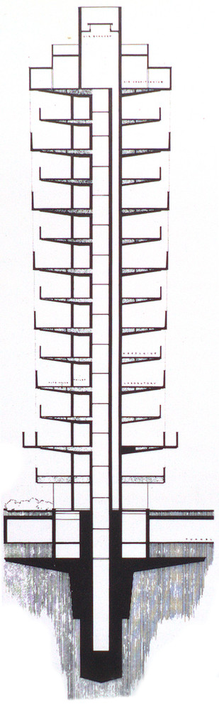DRAWINGS - FLW_SectionTower.jpg
