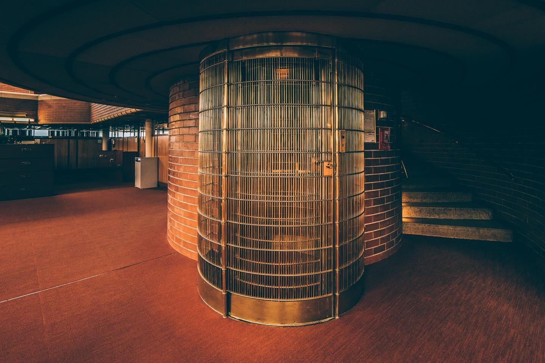 Johnson Headquarters Elevators
