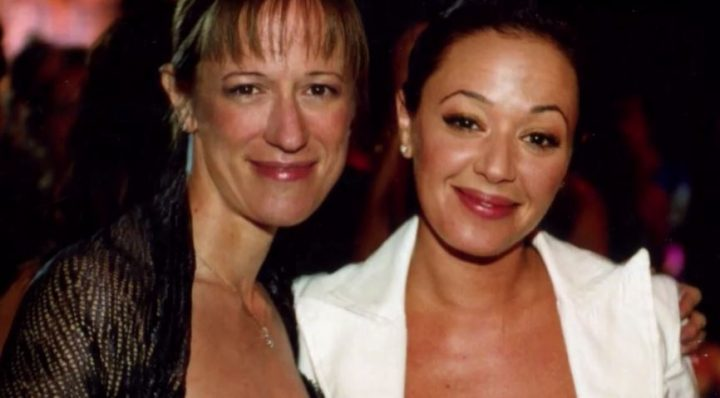 Shelly and Leah Remini