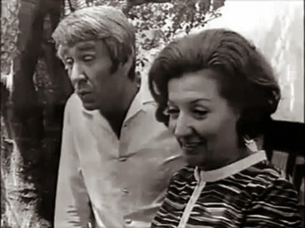 Marshall Applewhite and Bonnie Nettles