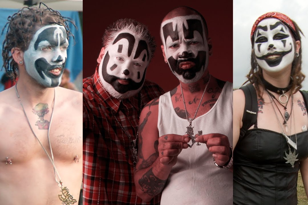 The Insane Clown Posse and their 'Juggalos'