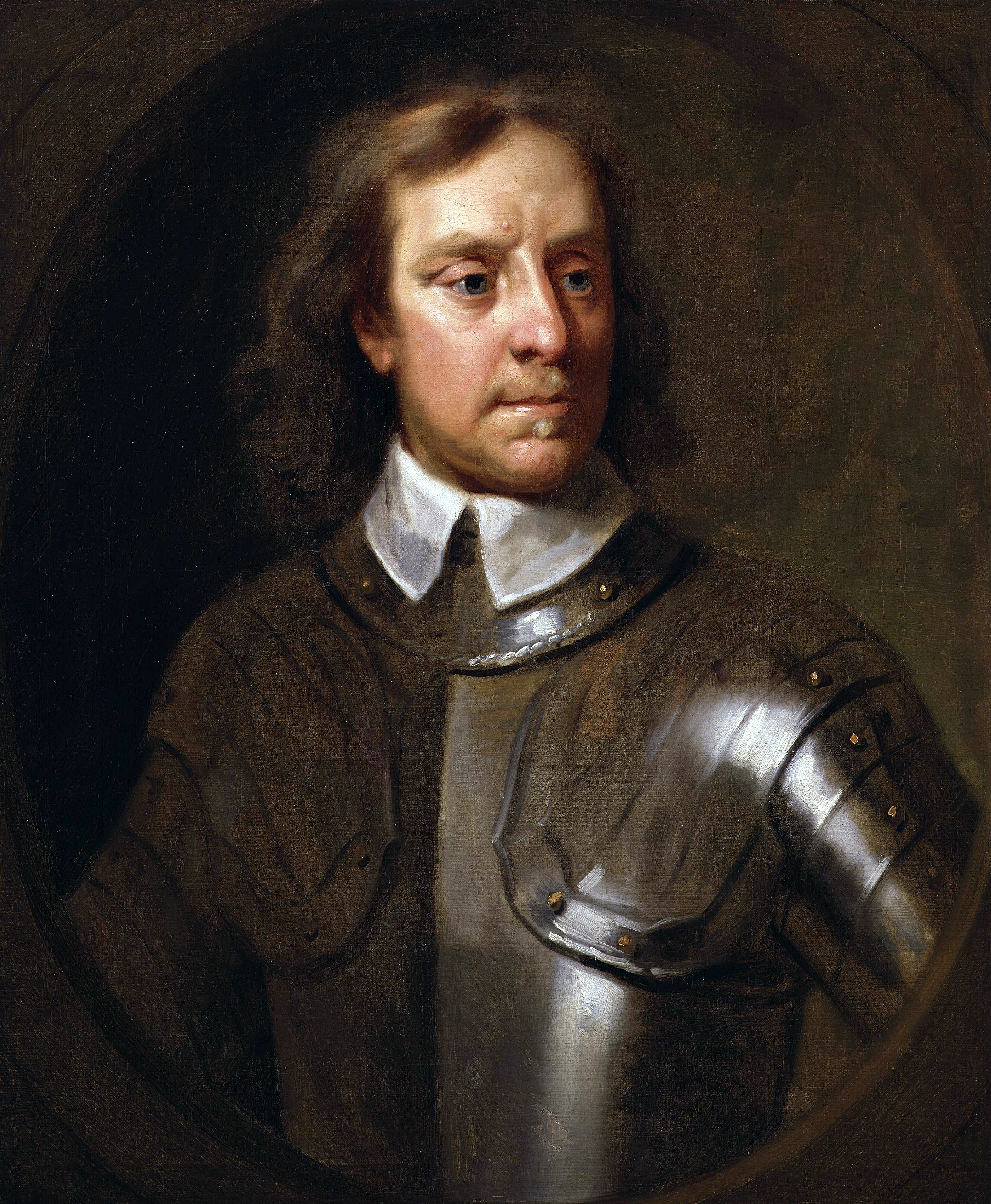 "Oliver ""No Fun"" Cromwell"