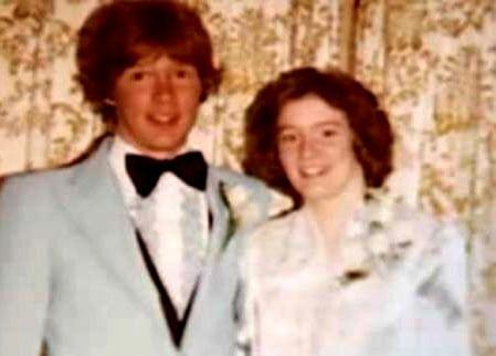 Tim Hack and Kelly Drew