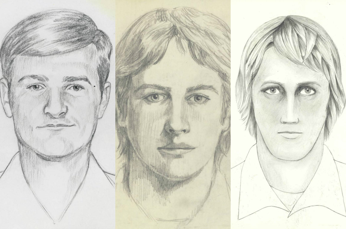 Three more renderings of the killer
