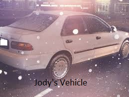 Jody's Car