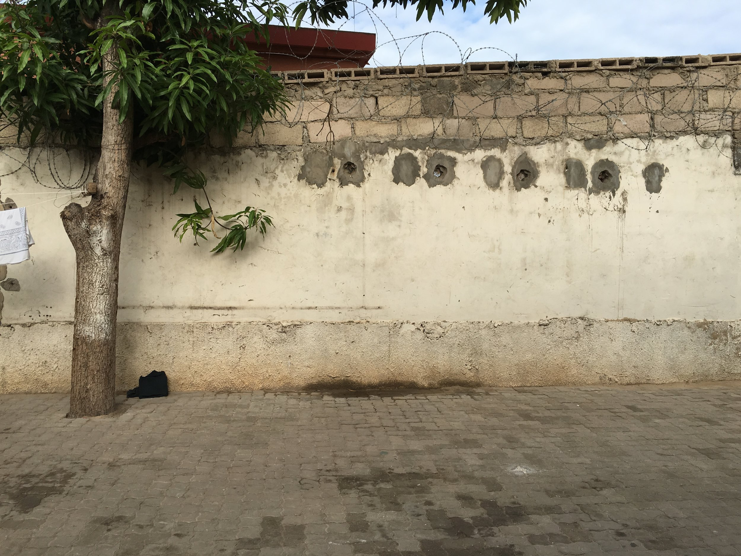 Return of the Prodigal son, home. Before. Masana, Maputo, Mozambique.jpg