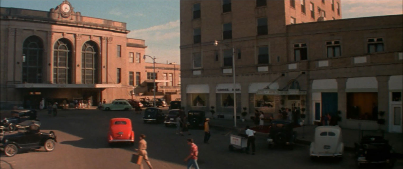The Town That Dreaded Sundown - Opening Shot