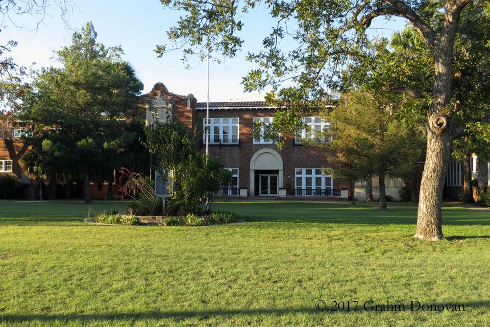 Junior High School - Front View