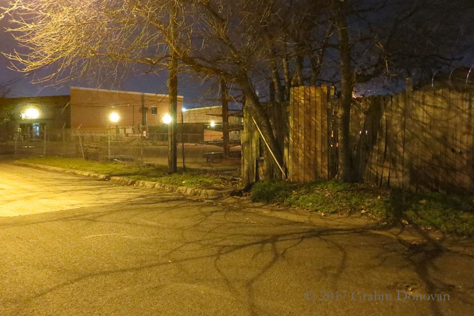 Hirshfelder Against the Fence