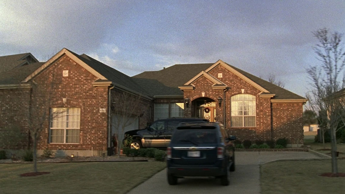 The Garrity house from  Friday Night Lights  - © 2006 NBC Studios, Inc.