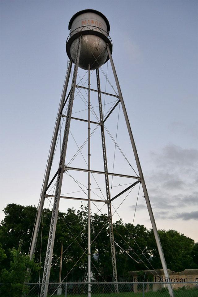 Endora Water Tower