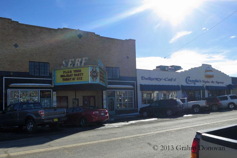 Serf Theatre