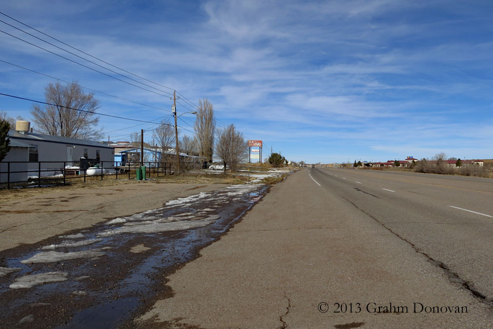 Copy of Desert Aire Trailer Park Street