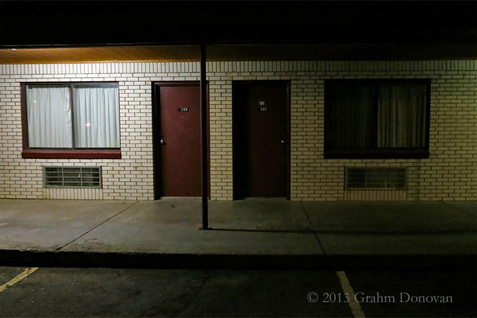 Copy of Regal Motel - Llewelyn's Room