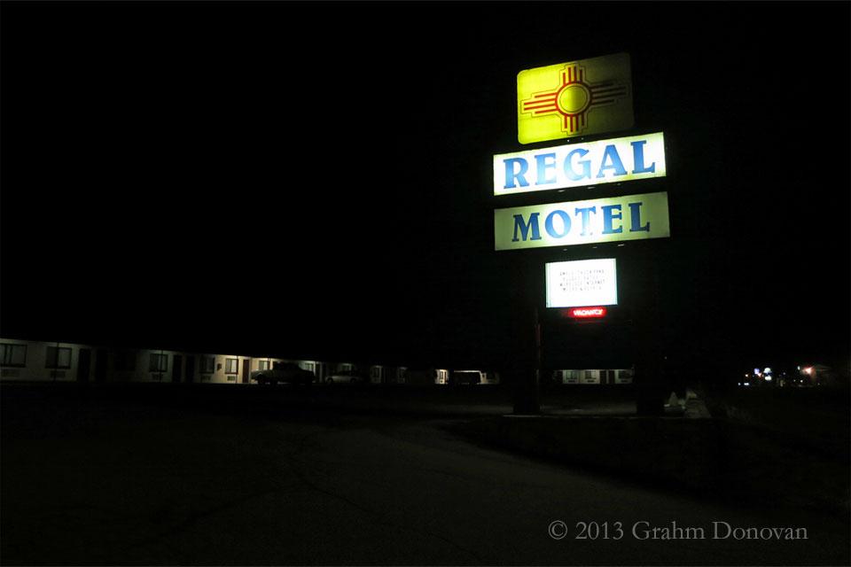 Copy of Regal Motel