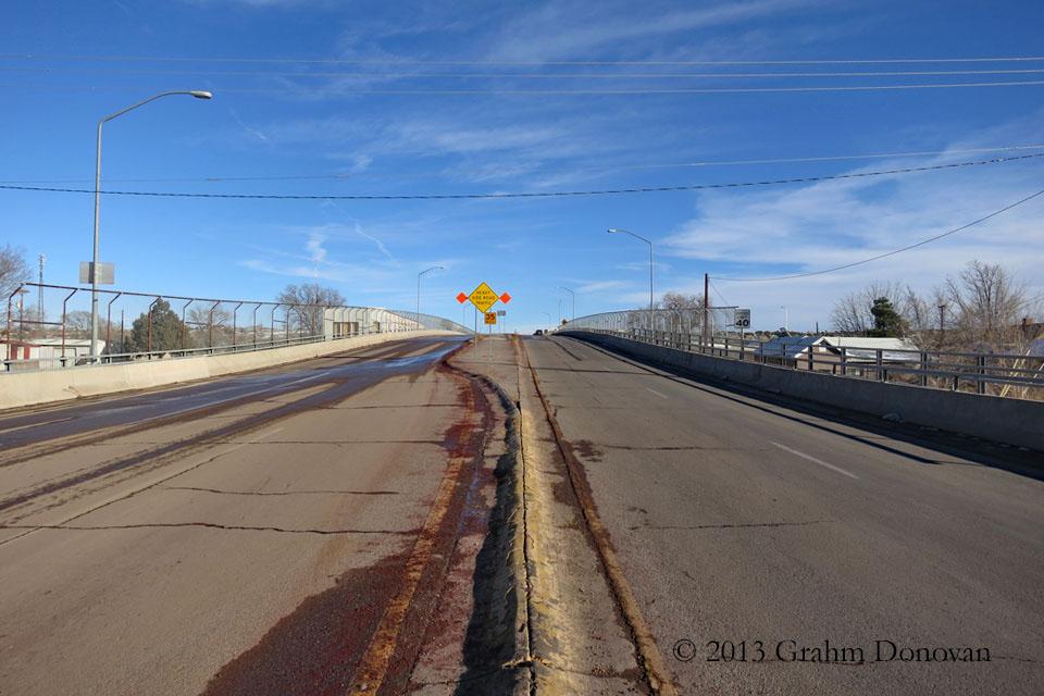 Copy of Border Crossing Bridge