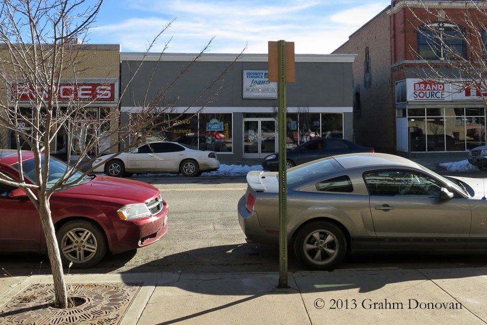 Copy of Mike Zoss Pharmacy - Looking Out