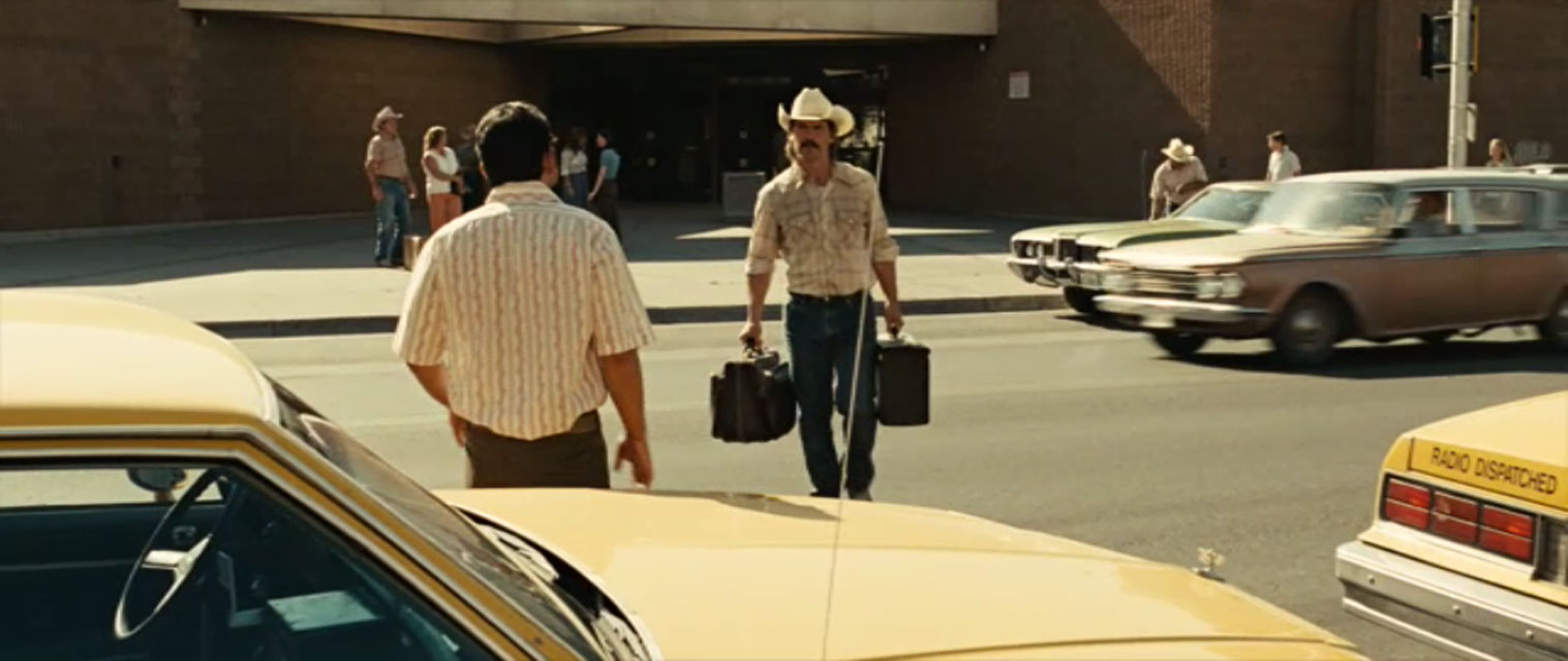 A bus station from  No Country for Old Men   © 2007 Miramax Film Corp. and Paramount Vantage