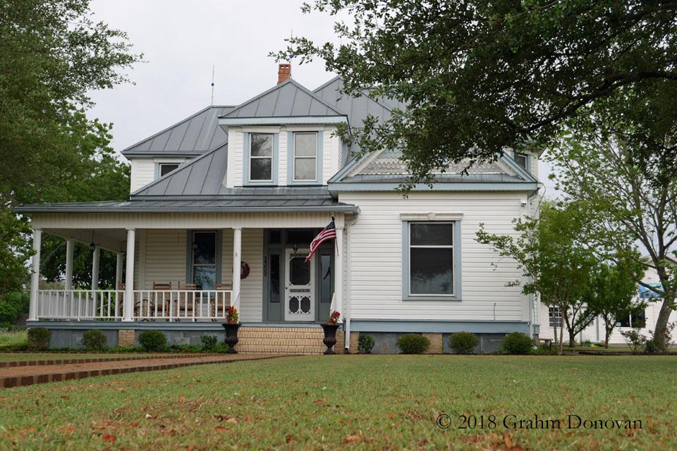 Rhodes House - Ground View