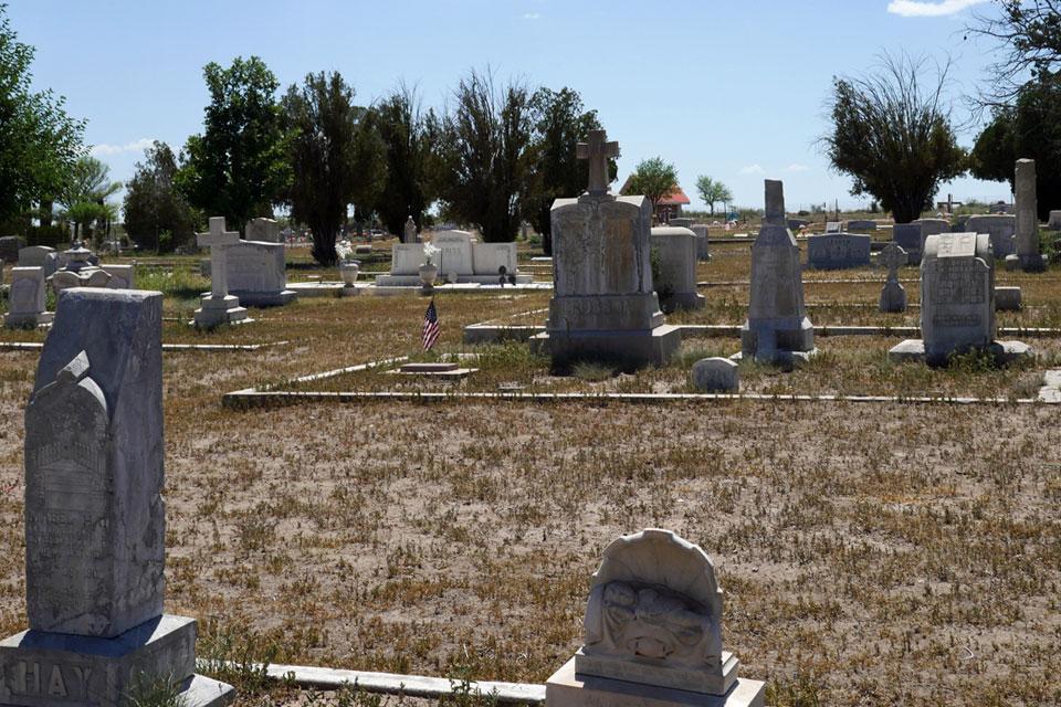 Cpl. Solomon's Grave