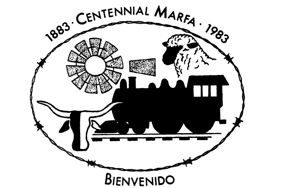 Centennial Marfa Logo