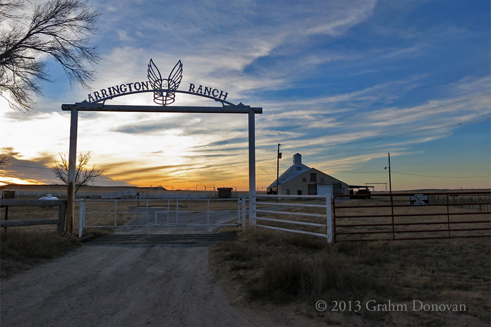 Bettina's Ranch Gateway