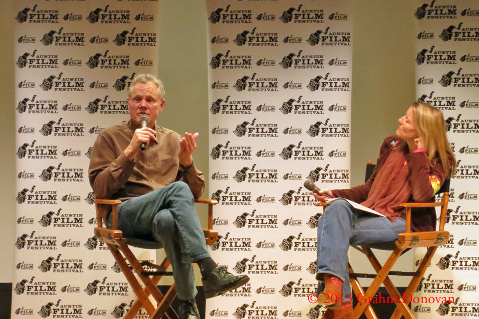 Screenwriter William Broyles Jr. discusses  Cast Away  with Barbara Morgan
