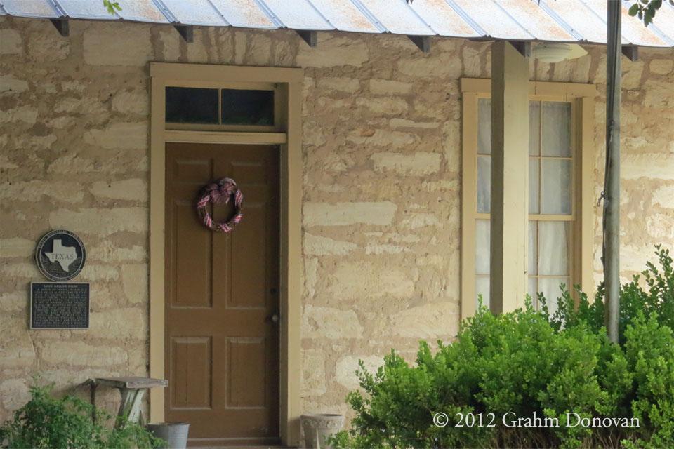 Sheriff's Office Door