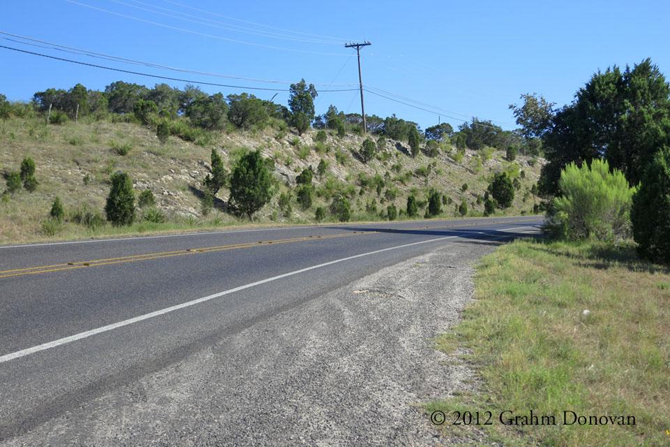 Red Pickup Ridge