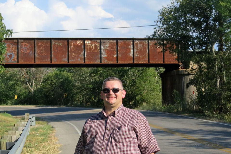 Low-hanging Bridge Bump