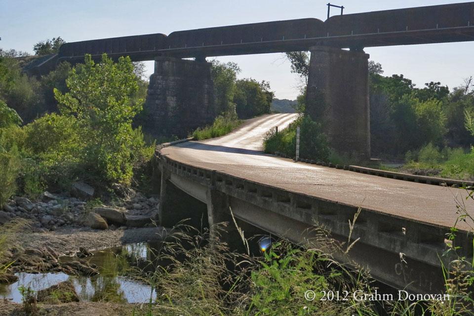 The Low Bridge