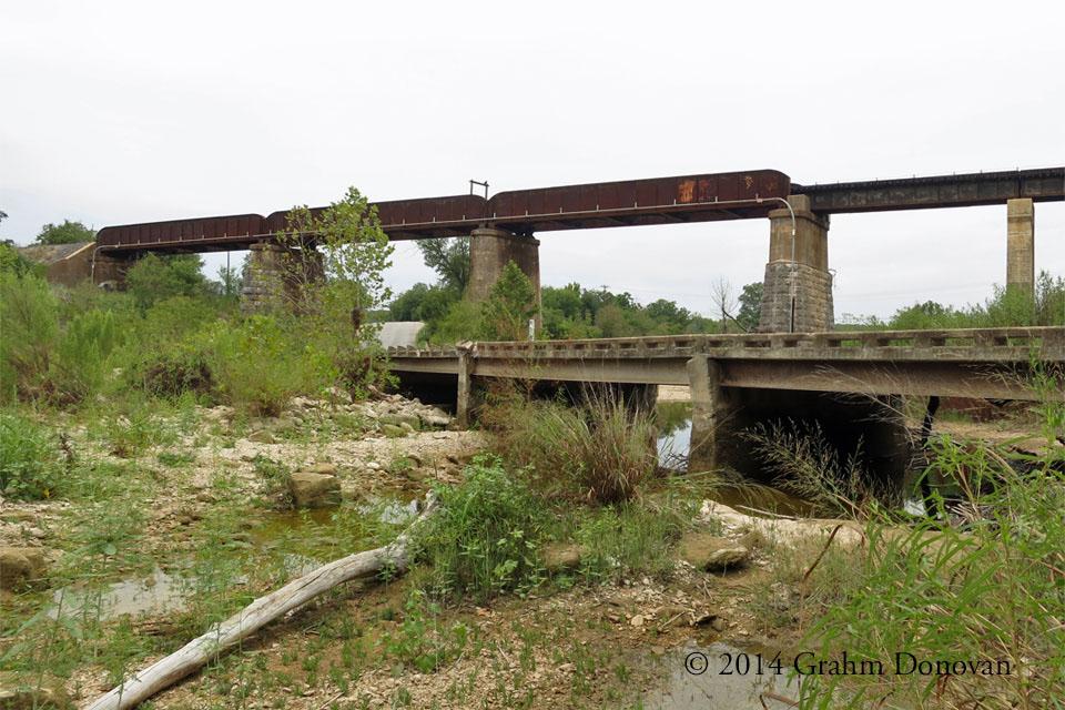 Low Bridge Kick