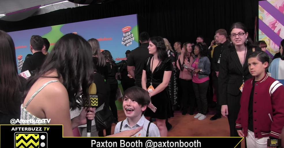 Paxton Booth - Coop & Cami Ask the World