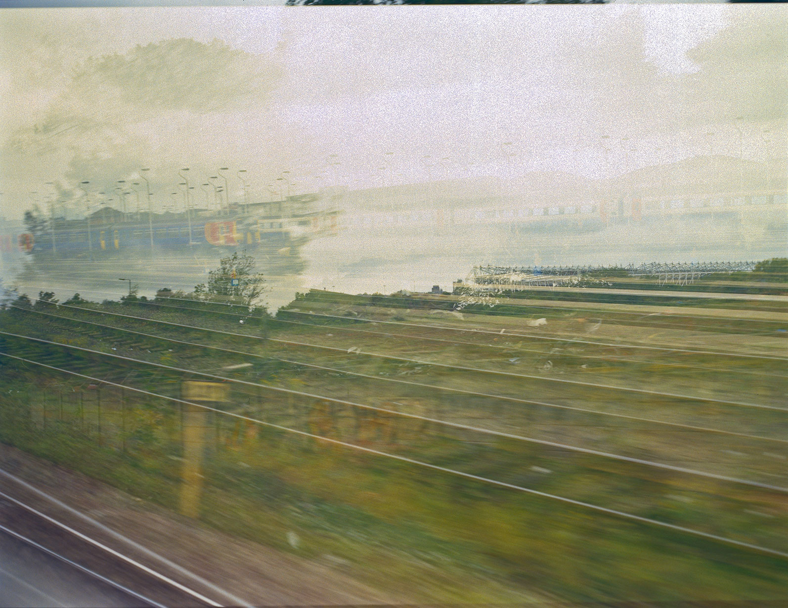 a midlands train