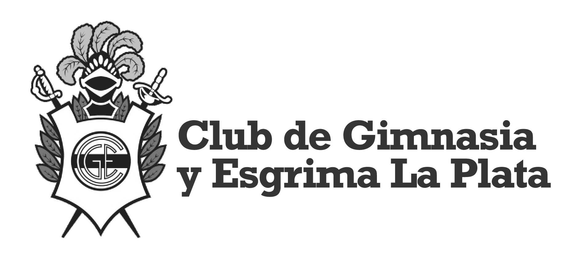 CGE - Escudo y texto negro-2017 ByN.png